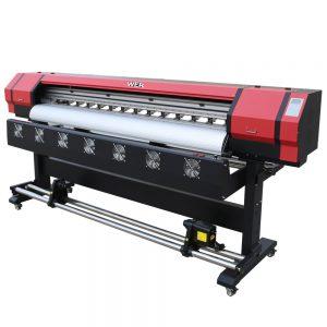 1,6 m-ko inprimagailua inprimatzeko formatu handiko inprimagailu banner inprimagailua inprimatzeko WER-ES1601