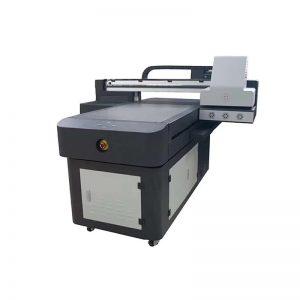 CE onartutako fabrika prezio merkea kamiseta digitala inprimagailua, UV inprimatzeko makina inprimatzeko kamiseta inprimatzeko WER-ED6090UV