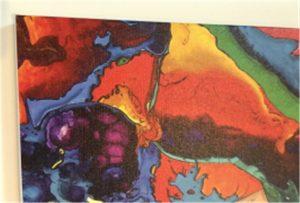 Canvas WER-E2000UV inprimatzeko lagina
