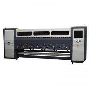 Kalitate ona K3404I / K3408I disolbatzaile inprimagailua 3.4 m heavy injekziozko tintazko inprimagailua