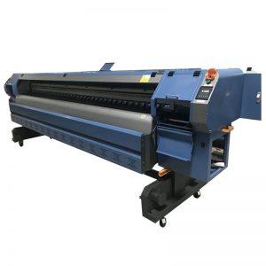 K3204I / K3208I 3.2m-ko bereizmen handiko bero laminatua flex inprimatzeko makina
