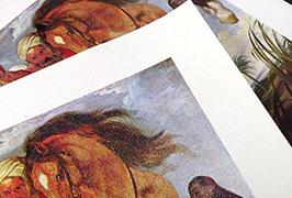 Oil Canvas inprimatutako 2.5m (8 oinak) eco disolbatzaile inprimagailua WER-ES2501