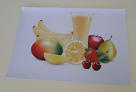 PVCren banner inprimatua 3,2 m (10 oin) eco disolbatzaile inprimagailua WER-ES3201