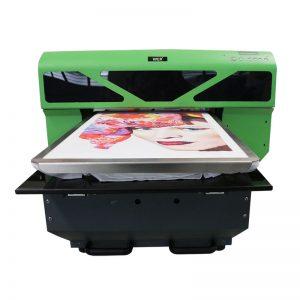 A2 tamainako DTG kamiseta inprimagailu kamiseta inprimatzeko makina zuzenean WER-D4880T