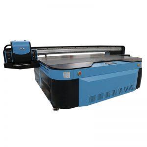 WER-G2513UV flexio inprimatzeko makina, seiko buruarekin
