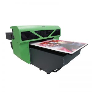 tintazko inprimagailu automatikoa, kamiseta pertsonalizatua inprimatzeko makina WER-D4880UV
