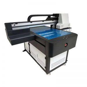onena prezioa 3D A3 ehungintza digital binilozko zeramikazko teila UV mahai gidatuarekin 8 kolore inprimagailua WER-ED6090UV