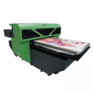 kamiseta onena inprimatzeko makina zuzeneko jantzi inprimagailuarekin A2 tamainako WER-D4880T modeloarekin