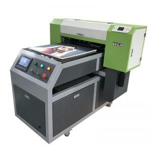 bereizmen handiko A1 kamiseta inprimatzeko makina WER-ED6090T jantzietarako
