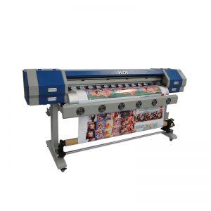 fabrikatzaileak prezio onena kalitate handiko kamiseta digital ehungintza inprimatzeko makina tinta koloratzaile sublimazio inprimagailua WER-EW160