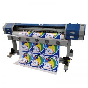 sublimazio transferentzia paper inprimagailua kamiseta kirol osagaien inprimagailua WER-EW160